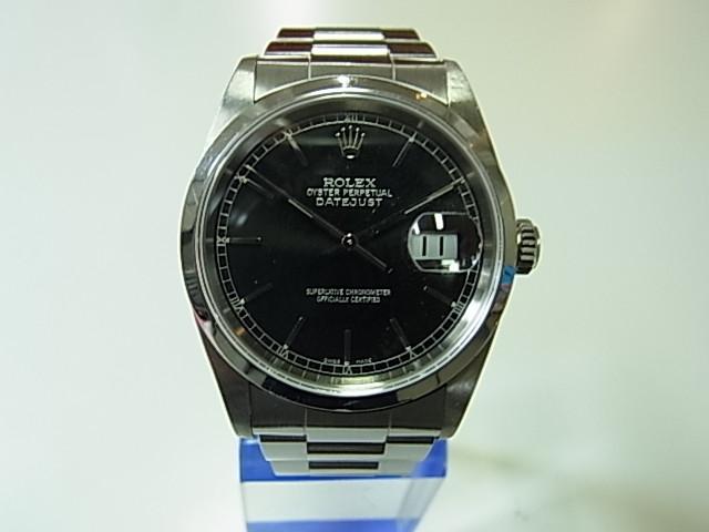 ブランド「ロレックス」商品名「デイトジャスト」型番「16200」カラー「シルバー」