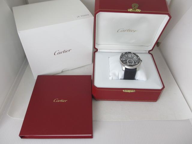 カルティエ(Cartier)WE70039H タンキッシム WG ボーイズ 止まり