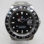 ロレックス(ROLEX)16710 GMTマスター2 GMTmasterⅡA番 箱・保