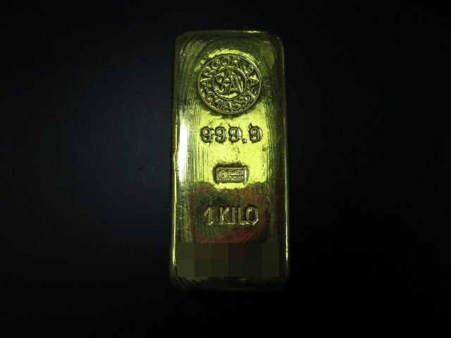 K24 田中貴金属 999.9 純金 インゴット 10g