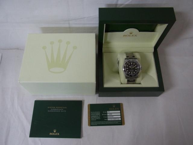 ブランド「ロレックス」商品名「サブマリーナー」型番「114060」カラー「ブラック」