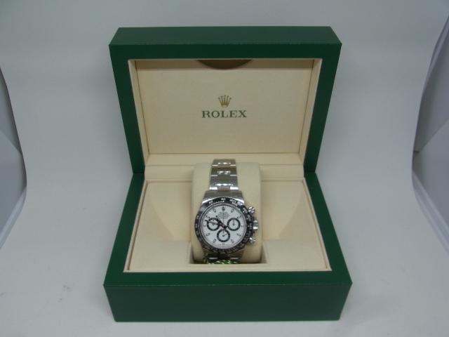 ブランド「ロレックス」商品名「デイトナ」型番「116500LN」カラー「ホワイト」