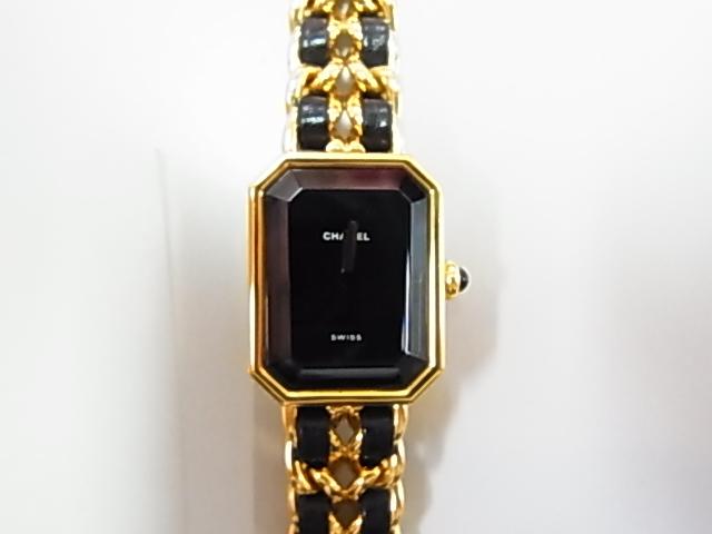 ブランド「シャネル」商品名「プルミエール」型番「H0001」カラー「ブラック」