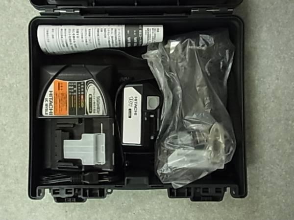 電動工具 HITACHI WH18DBAL2 インパクトドライバー 美品