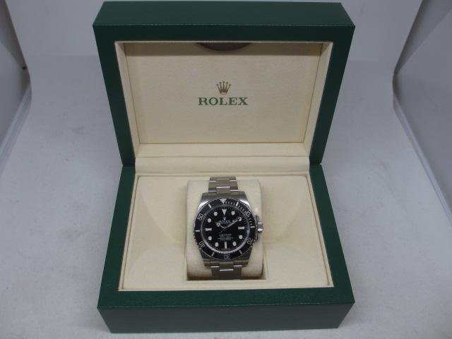 ロレックス[ROLEX]Ref.114060 サブマリーナー デイトなし