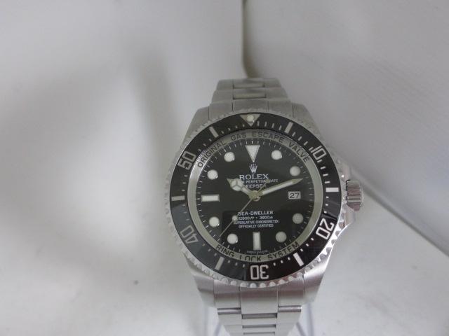 ブランド「ロレックス」商品名「シードゥエラー」型番「116660」カラー「ブラック」