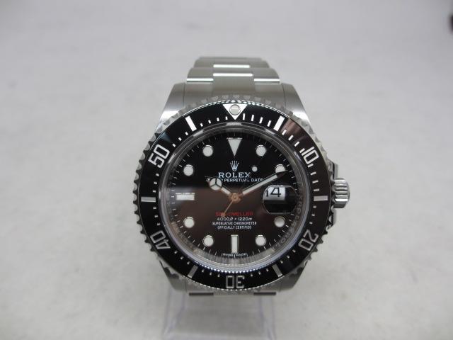 ブランド「ロレックス」商品名「シードゥエラー」型番「126600」カラー「ブラック」