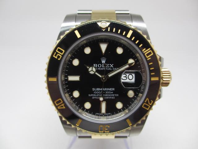 ブランド「ロレックス」商品名「サブマリーナー」型番「116613LN」カラー「ブラック」