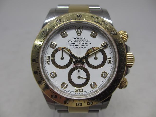 ブランド「ロレックス」商品名「デイトナ」型番「116523G」カラー「ホワイト」
