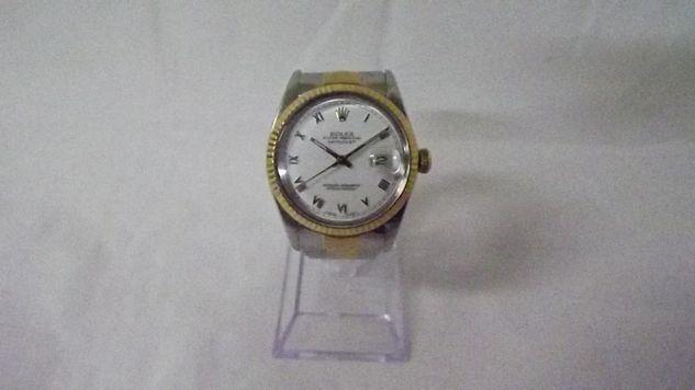 ブランド「ロレックス」商品名「デイトジャスト」型番「16013」カラー「ホワイト」