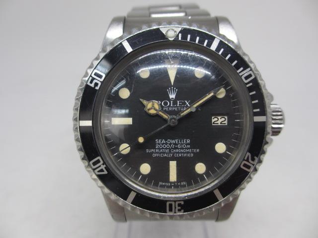 ブランド「ロレックス」商品名「シードゥエラー」型番「1665」カラー「ブラック」