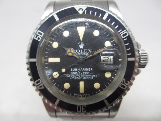 ブランド「ロレックス」商品名「サブマリーナー」型番「1680」カラー「ブラック」