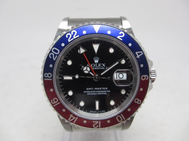 ブランド「ロレックス」商品名「GMTマスター」型番「16700」カラー「ブラック」
