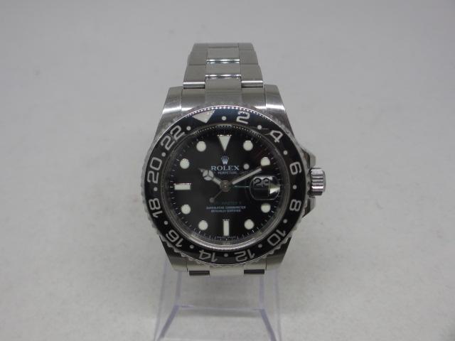 ブランド「ロレックス」商品名「GMTマスターⅡ」型番「116710LN」カラー「ブラック」