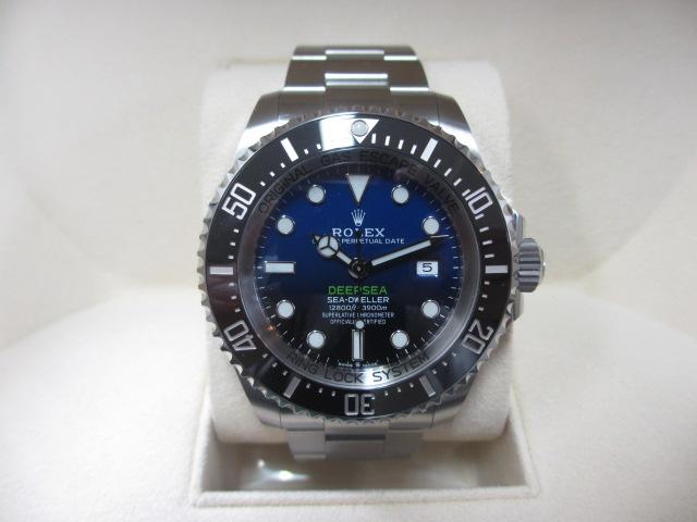 ブランド「ロレックス」商品名「シードゥエラー」型番「126660」カラー「ブルー」