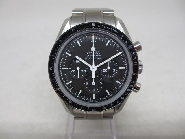 ブランド「オメガ」商品名「スピードマスター」型番「311.30.42.30.01.006」カラー「ブラック」