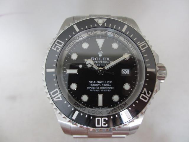 ブランド「ロレックス」商品名「シードゥエラー」型番「126660」カラー「ブラック」