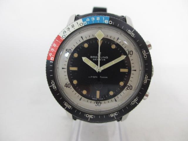 ブランド「ブライトリング」商品名「Super Ocean」型番「2005」カラー「ブラック/ホワイト」