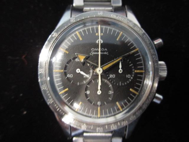 ブランド「オメガ」商品名「スピードマスター 1st」型番「CK2915」カラー「ブラック」