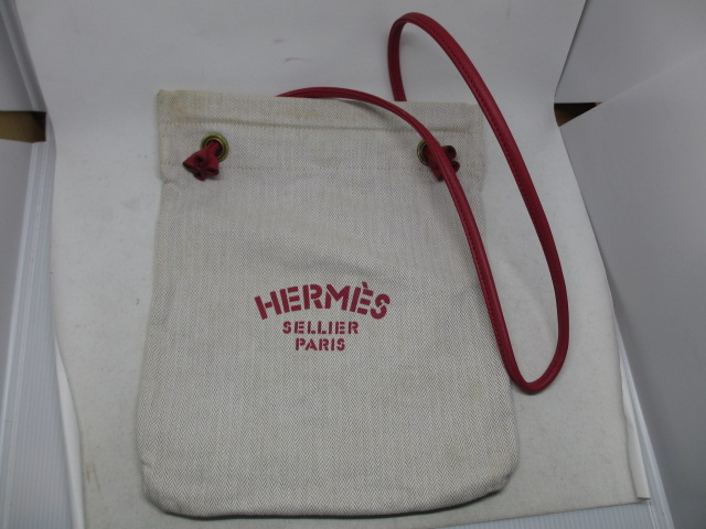 エルメス[HERMES]056120CK-AA カバックPM □O刻印
