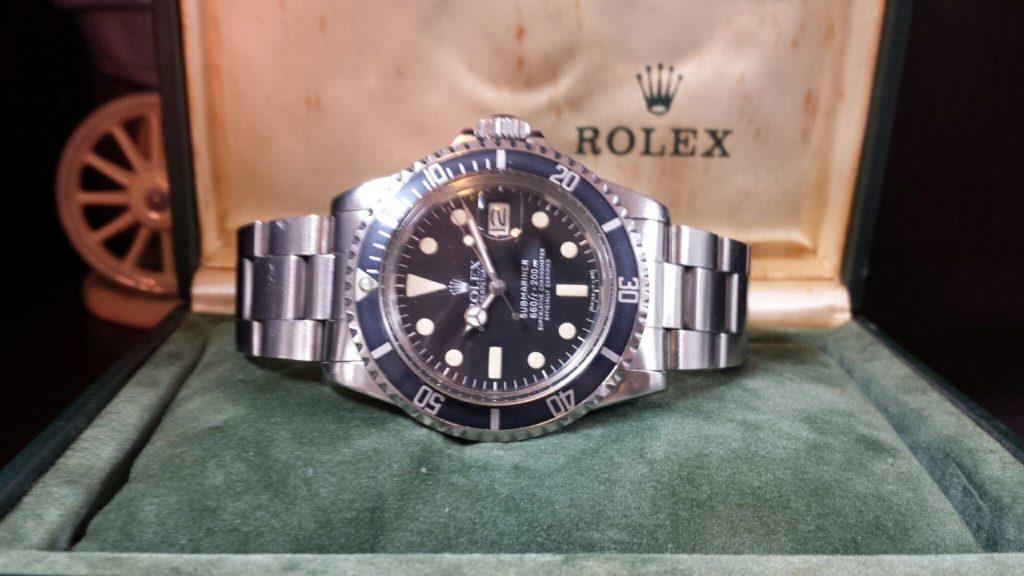 ロレックス[ROLEX]1680 サブマリーナー mk1付属無