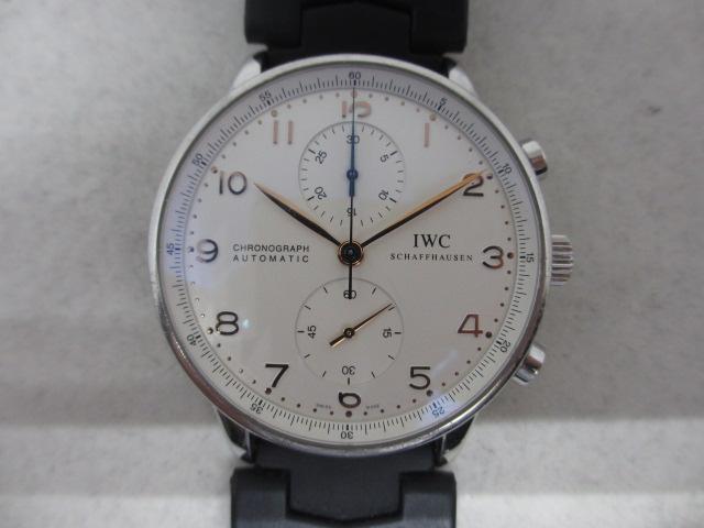 インターナショナル・ウォッチ・カンパニー[IWC]IW371401 ポルトギーゼ クロノグラフ