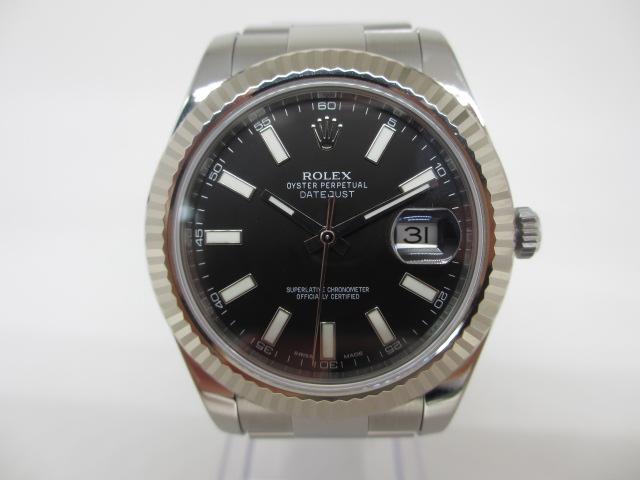 ロレックス(ROLEX)116500LN デイトナ 黒 国内正規 未使用品