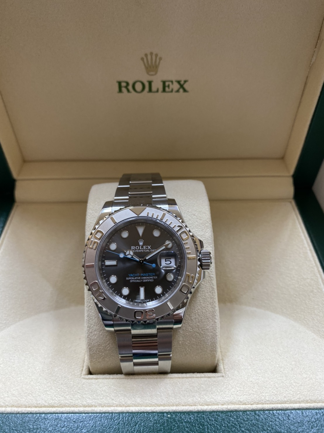 ロレックス(ROLEX)16233G デイトジャスト YG/SS