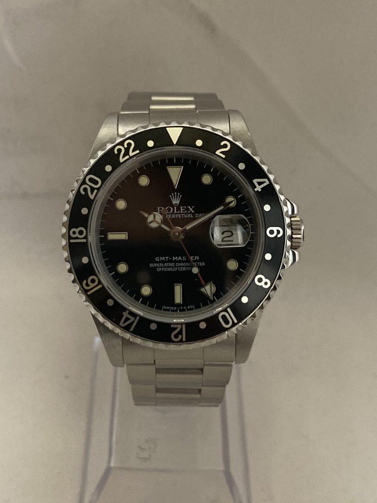 ロレックス[ROLEX]Ref.16700 GMTマスター E番