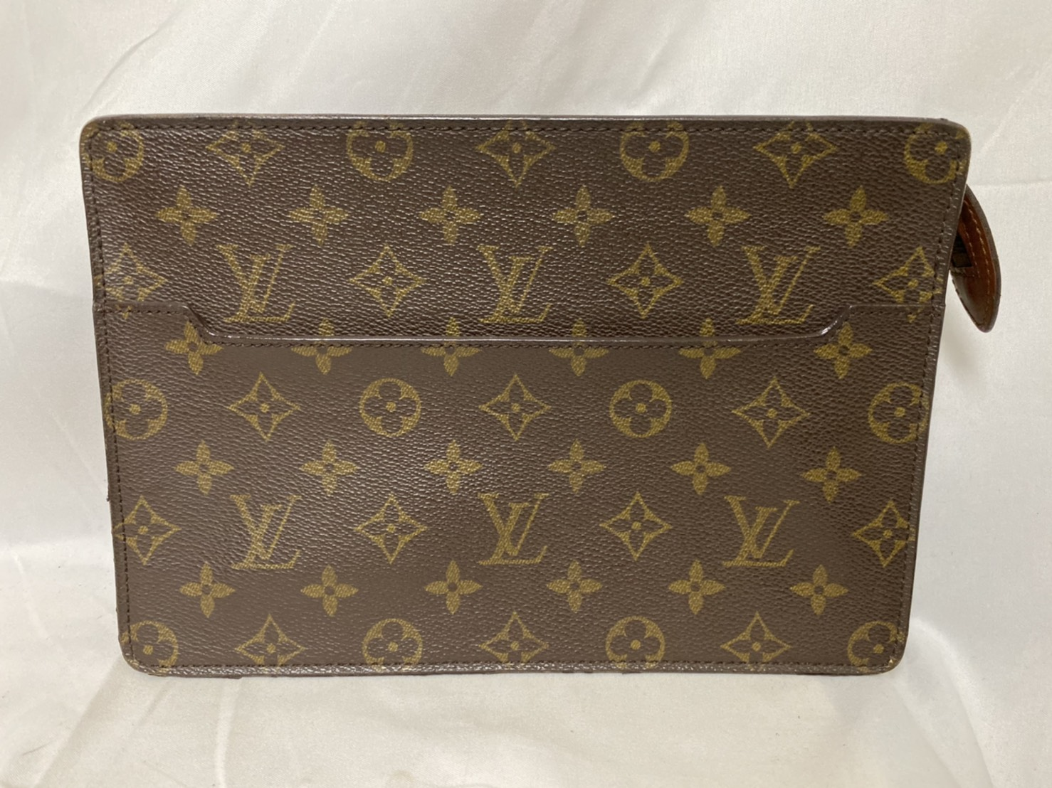 ブランド「ルイ・ヴィトン」商品名「紳士用セカンド・バッグ」カラー「モノグラム」
