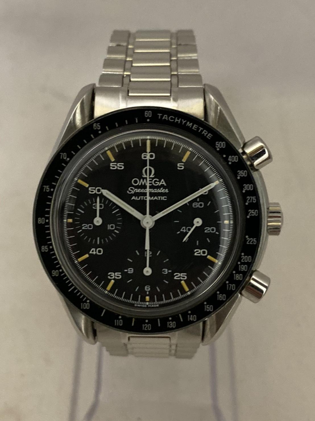 ブランド「オメガ」商品名「スピードマスター」型番「3510.50」カラー「ブラック」