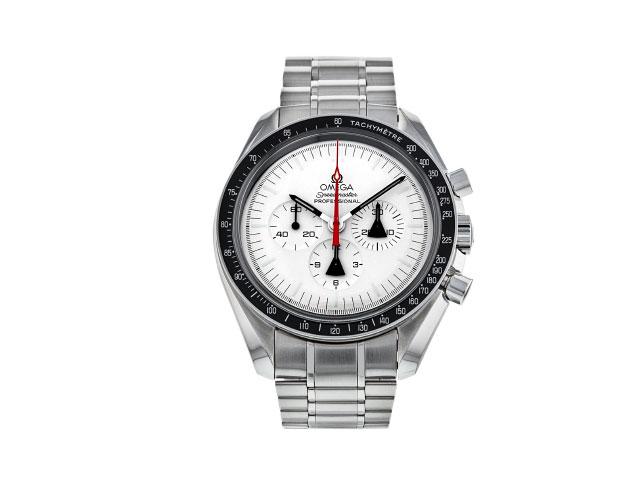 ブランド「オメガ」商品名「スピードマスターAlaska Project 1970本限定」型番「311.32.42.30.04.001」カラー「ホワイト」