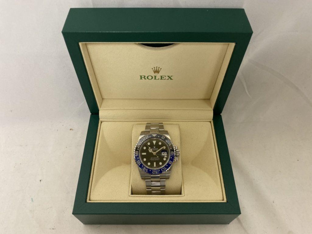 ロレックス[ROLEX]116710BLNR GMTマスターⅡ