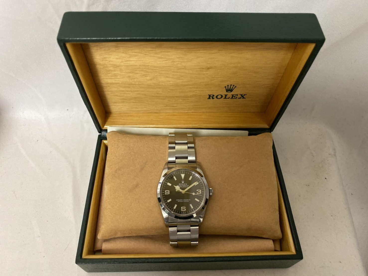 ロレックス[ROLEX]Ref.17000 オイスタークォーツ デイトジャスト