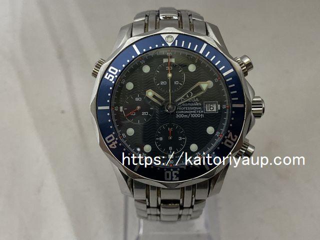 ブランド「オメガ」商品名「シーマスター」型番「2298.80(178.0514) 」カラー「ブルー」