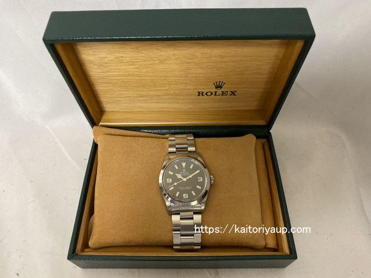 ロレックス[ROLEX]Ref.126300 オイスターパーペチュアル デイトジャスト