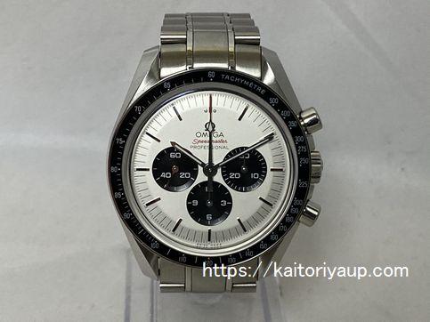 ブランド「オメガ」商品名「スピードマスター プロフェッショナル 東京オリンピック2020 限定2020本」型番「522.30.42.30.04.001」カラー「ホワイト/ブラック」