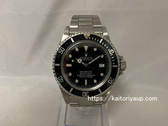 ロレックス Ref.16660 シードゥエラー トリプル6 MK-3